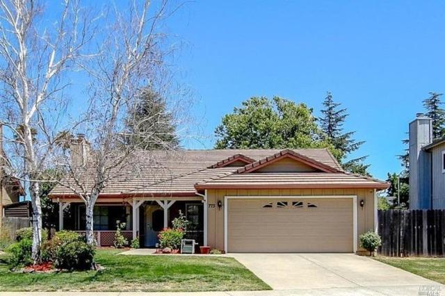 773 Saddle Horn Trail, Vacaville, CA 95687 (#21915599) :: Michael Hulsey & Associates