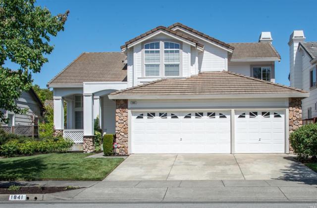 1841 Sandstone Drive, Petaluma, CA 94954 (#21915688) :: W Real Estate   Luxury Team