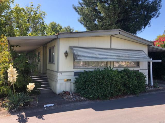 2412 Foothill Blvd. Boulevard #58, Calistoga, CA 94515 (#21915842) :: Hiraeth Homes