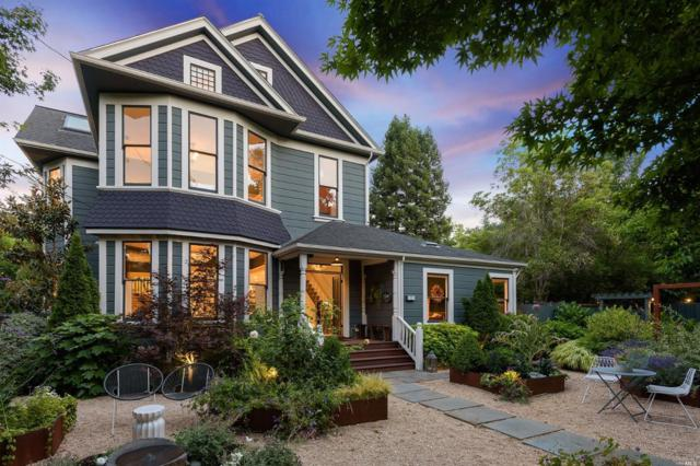 101 Ross Avenue, San Anselmo, CA 94960 (#21915906) :: W Real Estate | Luxury Team