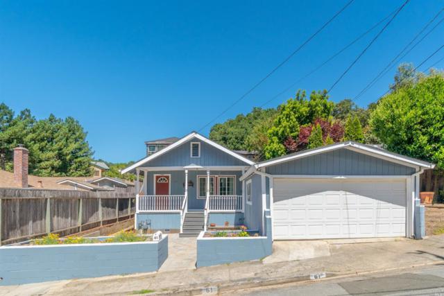 61 Taylor Drive, Fairfax, CA 94930 (#21915975) :: Rapisarda Real Estate