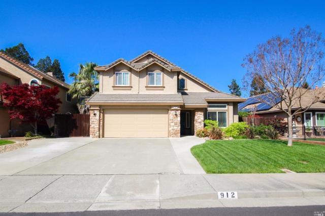 912 Cedar Brook Lane, Vacaville, CA 95687 (#21916023) :: Intero Real Estate Services