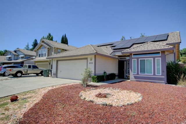 255 Sunridge Way, Vacaville, CA 95688 (#21916054) :: Intero Real Estate Services
