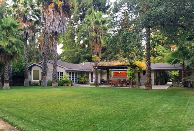 541 Sunset Drive, Angwin, CA 94508 (#21916158) :: Team O'Brien Real Estate