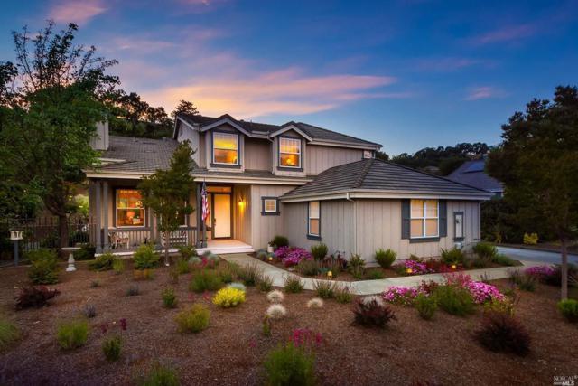 40 Saddle Wood Drive, Novato, CA 94945 (#21916171) :: Intero Real Estate Services