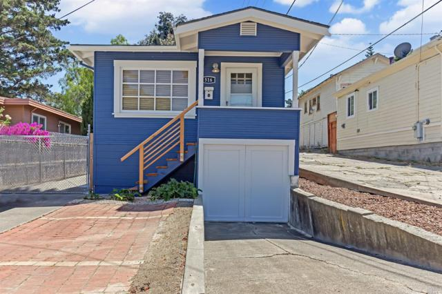 516 Butte Street, Vallejo, CA 94590 (#21916208) :: Intero Real Estate Services