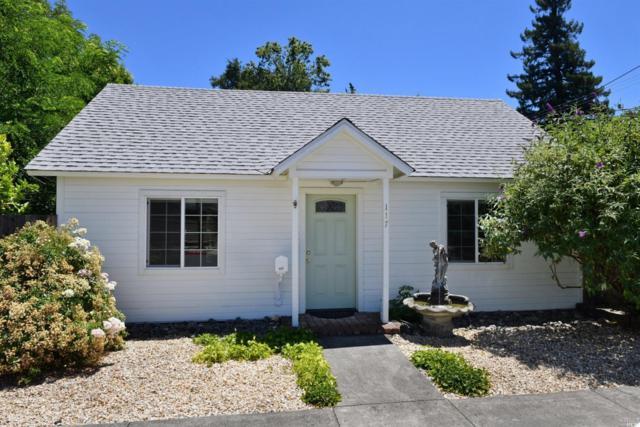 117 E 3rd Street, Cloverdale, CA 95425 (#21916285) :: RE/MAX GOLD
