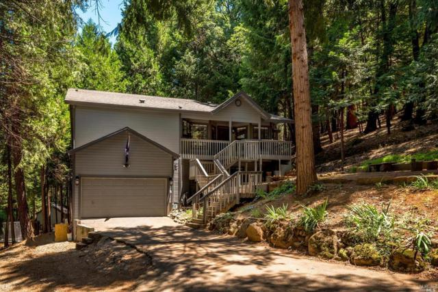 6255 Happy Pines Drive, Foresthill, CA 95631 (#21916394) :: Rapisarda Real Estate