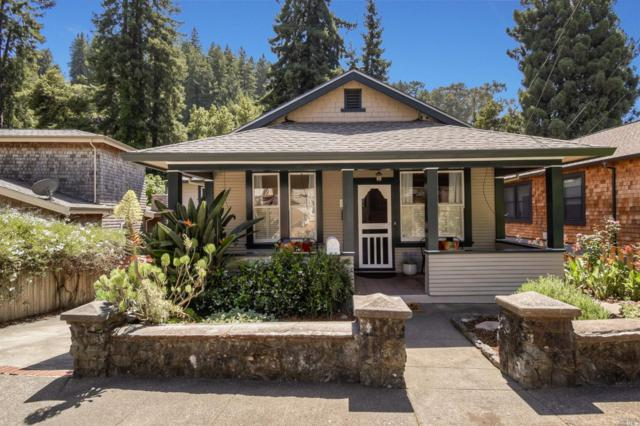24 Laurelwood Avenue, Mill Valley, CA 94941 (#21916565) :: Rapisarda Real Estate