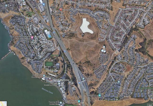 0 Navone Street, Vallejo, CA 94591 (#21916673) :: Rapisarda Real Estate