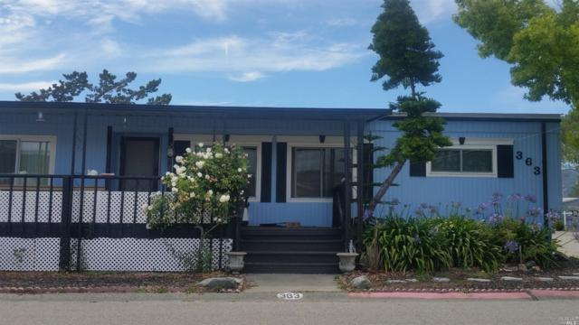 363 Glacier Way, San Rafael, CA 94903 (#21916884) :: Rapisarda Real Estate