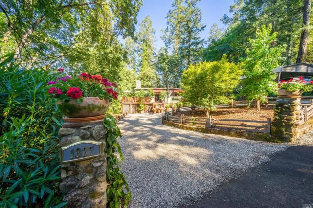 1327 Firview Drive, Calistoga, CA 94515 (#21917443) :: Lisa Perotti | Zephyr Real Estate