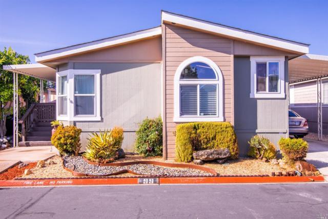 125 N Mary Avenue #99, Sunnyvale, CA 94086 (#21917999) :: Rapisarda Real Estate