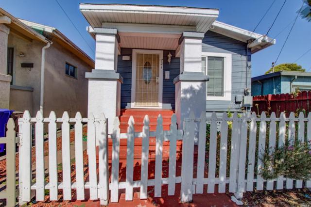 721 6th Street, Richmond, CA 94801 (#21918048) :: Lisa Perotti | Zephyr Real Estate
