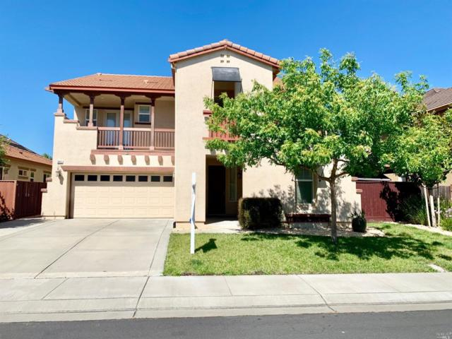 948 Lancaster Street, Vacaville, CA 95687 (#21918104) :: Michael Hulsey & Associates