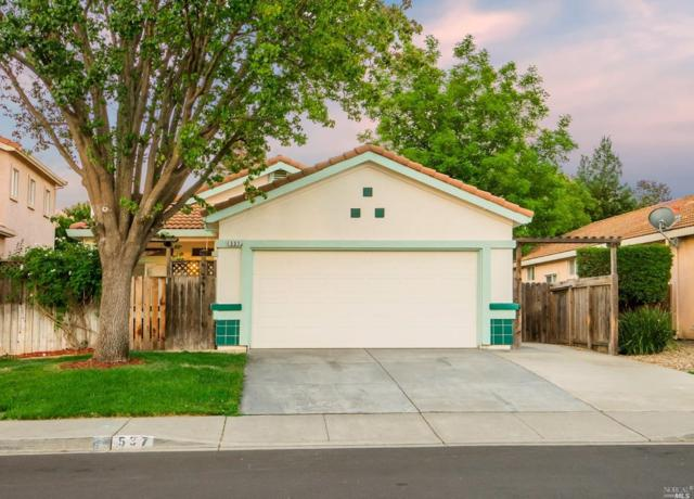 537 Canvasback Court, Vacaville, CA 95687 (#21918210) :: Michael Hulsey & Associates
