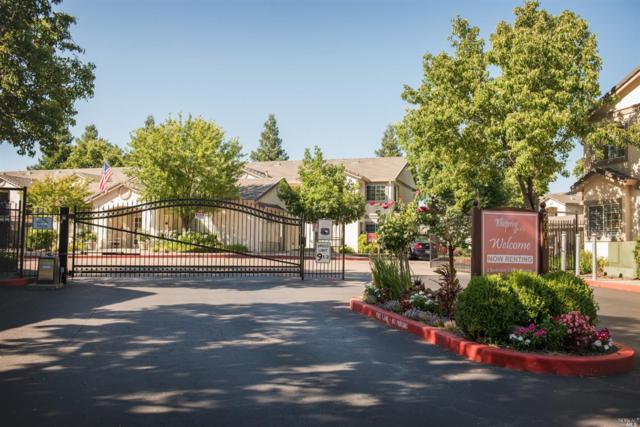 2001 Eastwood Drive #23, Vacaville, CA 95687 (#21918211) :: Michael Hulsey & Associates