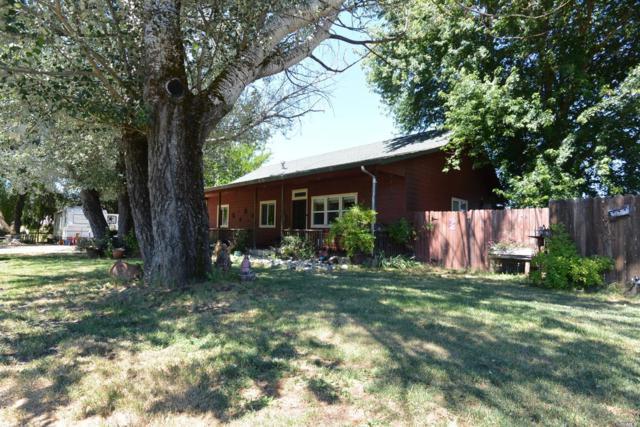 10607 East Road, Witter Springs, CA 95493 (#21918294) :: Rapisarda Real Estate