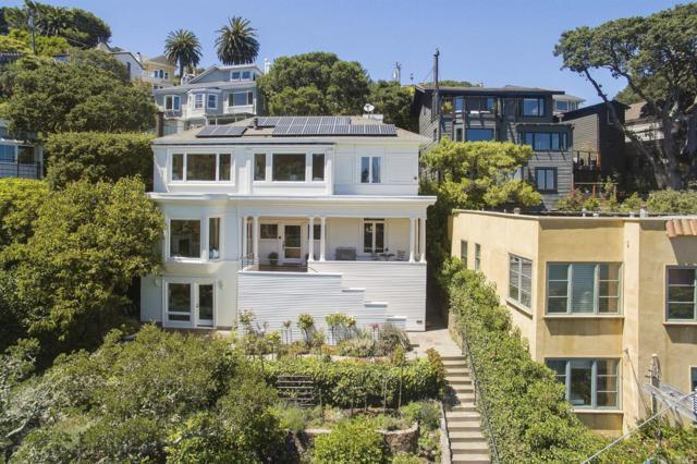 77 Central Avenue, Sausalito, CA 94965 (#21918315) :: Rapisarda Real Estate
