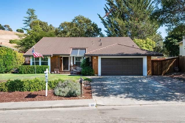 27 Woodleaf Court, Novato, CA 94945 (#21918321) :: Rapisarda Real Estate