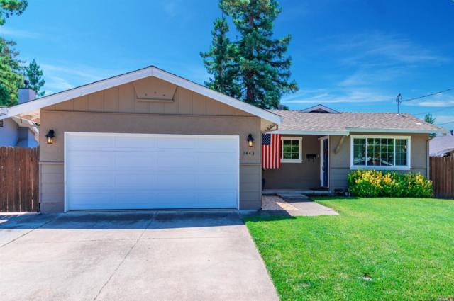 1443 Tallac Street, Napa, CA 94558 (#21918357) :: Lisa Imhoff | Coldwell Banker Kappel Gateway Realty