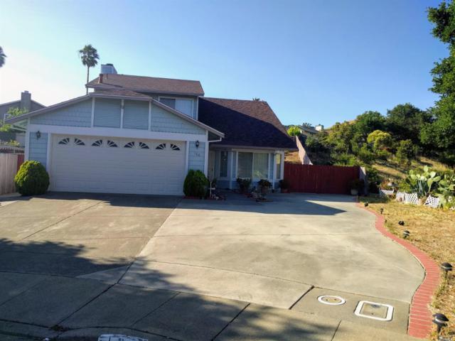 160 Alesia Court, Vallejo, CA 94589 (#21918404) :: Lisa Perotti | Zephyr Real Estate
