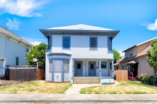 204-206 Solano Street, Suisun City, CA 94585 (#21918409) :: Rapisarda Real Estate