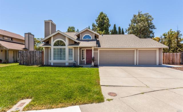 1445 Taylor Lane, Dixon, CA 95620 (#21918436) :: Rapisarda Real Estate