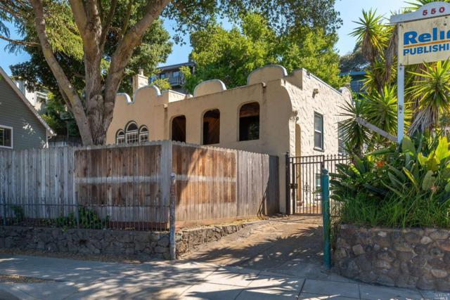 550 Miller Avenue, Mill Valley, CA 94941 (#21918450) :: Rapisarda Real Estate