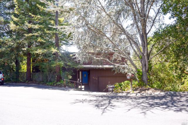 103 Woodland Drive, Napa, CA 94558 (#21918458) :: Lisa Imhoff | Coldwell Banker Kappel Gateway Realty
