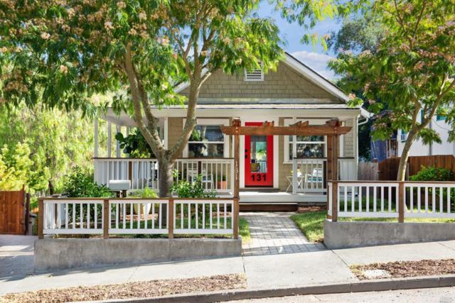 131 Ross Street, San Rafael, CA 94901 (#21918463) :: RE/MAX GOLD