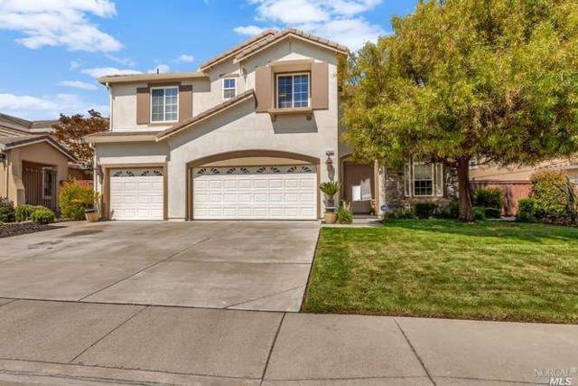 3566 Headwater Drive, Vallejo, CA 94591 (#21918649) :: Rapisarda Real Estate