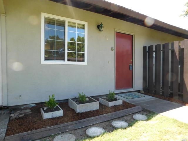 15 Vineyard Circle, Sonoma, CA 95476 (#21918679) :: RE/MAX GOLD