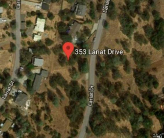 353 Lariat Drive, Pope Valley, CA 94574 (#21918694) :: RE/MAX GOLD