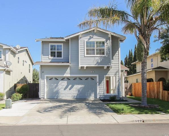 597 Chateau Way, Vacaville, CA 95687 (#21918831) :: Lisa Perotti   Zephyr Real Estate