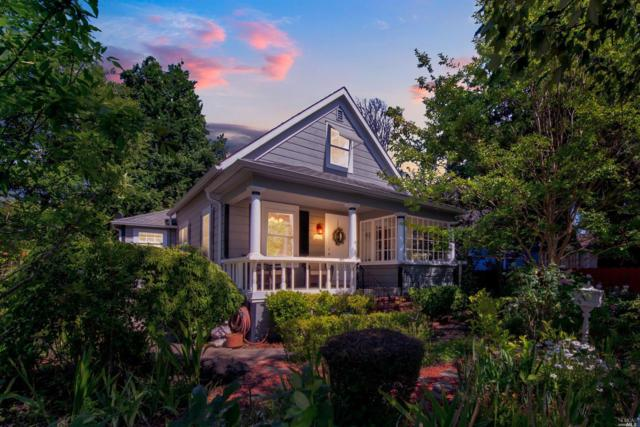 484 Seminary Street B, Napa, CA 94559 (#21918841) :: Perisson Real Estate, Inc.