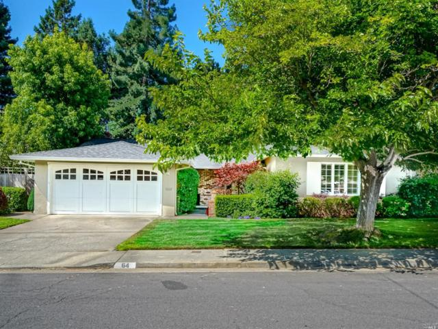 64 Cottonwood Drive, San Rafael, CA 94901 (#21918918) :: RE/MAX GOLD