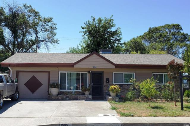 1505 Harrison Street, Fairfield, CA 94533 (#21919695) :: Team O'Brien Real Estate