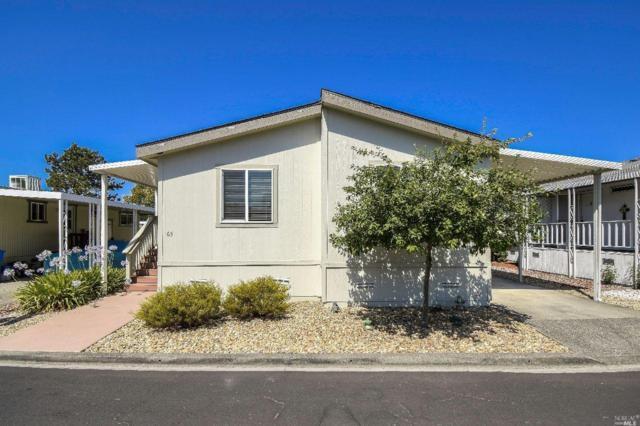 65 Somerset Drive, Santa Rosa, CA 95401 (#21919773) :: RE/MAX GOLD