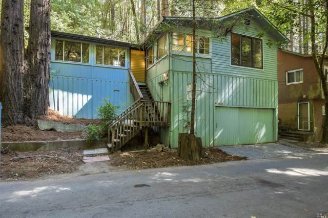 14997 Canyon 7 Road, Guerneville, CA 95446 (#21920009) :: RE/MAX GOLD