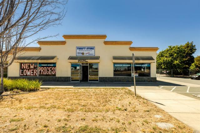 2021-2025 N Texas Street, Fairfield, CA 94533 (#21920526) :: RE/MAX GOLD