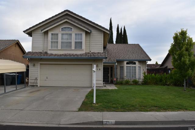 315 Sunridge Way, Vacaville, CA 95688 (#21920775) :: Rapisarda Real Estate