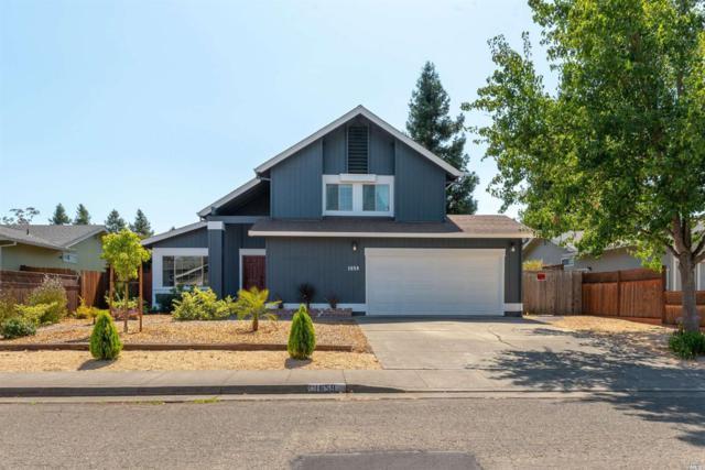1659 Calle Ranchero Drive, Petaluma, CA 94954 (#21921052) :: Intero Real Estate Services