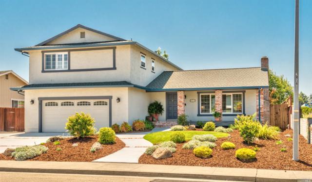 213 Tahola Lane, Petaluma, CA 94954 (#21921251) :: Intero Real Estate Services