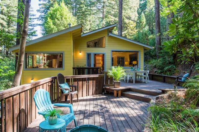 18580 Old Monte Rio Road, Guerneville, CA 95446 (#21923263) :: RE/MAX GOLD