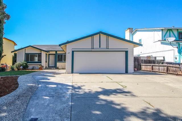 1434 Langley Way, Suisun City, CA 94585 (#21923654) :: Rapisarda Real Estate