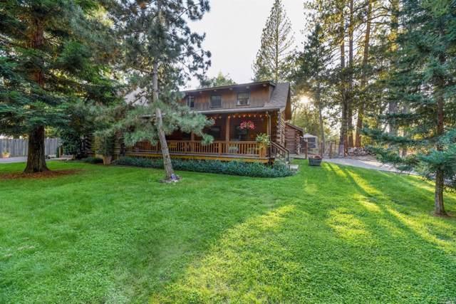 447 Lloyd Lane, Angwin, CA 94508 (#21923682) :: Team O'Brien Real Estate