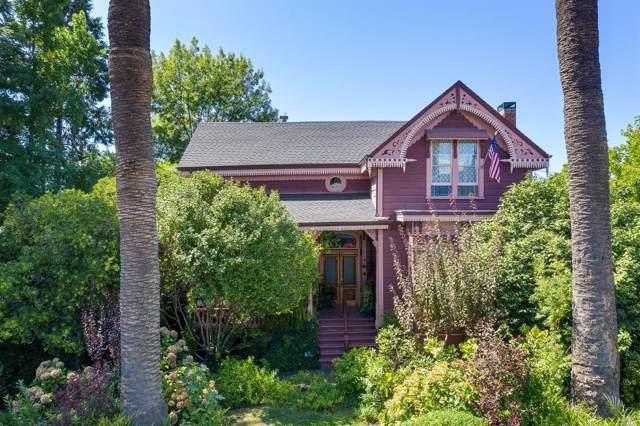 607 Johnson Street, Healdsburg, CA 95448 (#21923774) :: RE/MAX GOLD