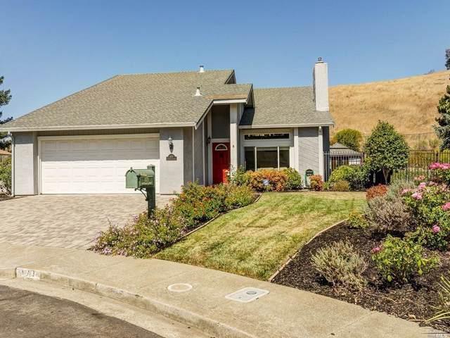 879 Corcoran Court, Benicia, CA 94510 (#21923842) :: Rapisarda Real Estate