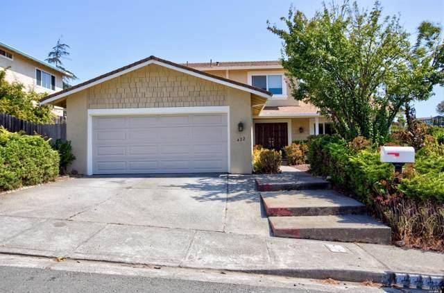422 Mills Drive, Benicia, CA 94510 (#21923926) :: Rapisarda Real Estate